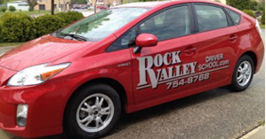 Learn to drive at Rock Valley Driver School!